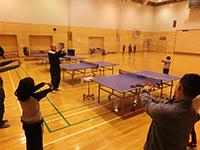 【南区】親子卓球教室