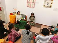 【西区】親子のおはなし会